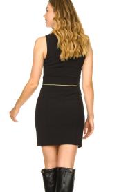 Patrizia Pepe    Sleeveless dress Kyra   black    Picture 7