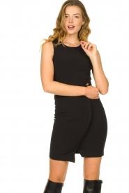 Patrizia Pepe    Sleeveless dress Kyra   black    Picture 4