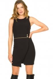 Patrizia Pepe    Sleeveless dress Kyra   black    Picture 2