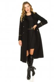 Patrizia Pepe    Sleeveless dress Kyra   black    Picture 3