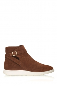 Suede ankle boots Mona | brown