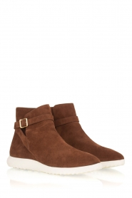 What For |  Suede ankle boots Mona | brown  | Picture 3