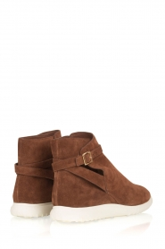 What For |  Suede ankle boots Mona | brown  | Picture 4
