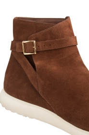 What For |  Suede ankle boots Mona | brown  | Picture 5