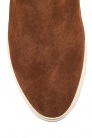 What For |  Suede ankle boots Mona | brown  | Picture 6
