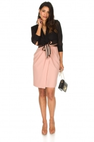 ELISABETTA FRANCHI |  Dress Keiki | Black   | Picture 3