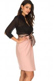 ELISABETTA FRANCHI |  Dress Keiki | Black   | Picture 5