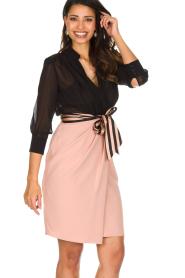 ELISABETTA FRANCHI |  Dress Keiki | Black   | Picture 4