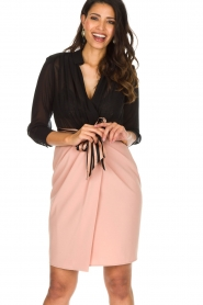 ELISABETTA FRANCHI |  Dress Keiki | Black   | Picture 2