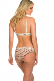 Love Stories |  Mesh polkadot briefs Fire Cracker | nude  | Picture 4