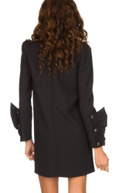 ELISABETTA FRANCHI | Chique jurk Vitalia | zwart  | Afbeelding 5