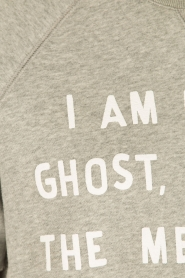 Zoe Karssen |  Sweatshirt Own Ghost | grey  | Picture 6