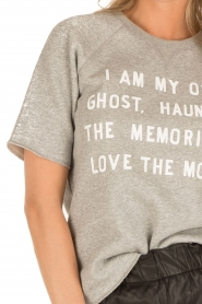 Zoe Karssen |  Sweatshirt Own Ghost | grey  | Picture 7