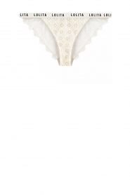 Love Stories |  Lace briefs Wild Rose | white  | Picture 1