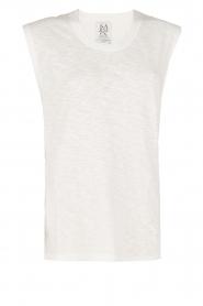 Zoe Karssen | Mouwloos shirt Adelaar  | wit Sleeveless shirt Eagle | white  | Afbeelding 1