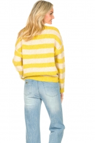 Lolly's Laundry |  Knitted sweater Terry | yellow  | Picture 7