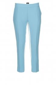 ELISABETTA FRANCHI | Pantalon Donate | Blauw  | Afbeelding 1