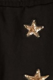 Zoe Karssen | Sweatpants Sequin Stars | zwart  | Afbeelding 6