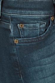 7 For All Mankind | Skinny jeans Swarovski lengtemaat 30 | blauw  | Afbeelding 7