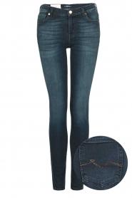 7 For All Mankind | Skinny jeans Swarovski lengtemaat 30 | blauw  | Afbeelding 1