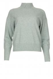 Knit-ted |  Merino sweater Mia | blue  | Picture 1