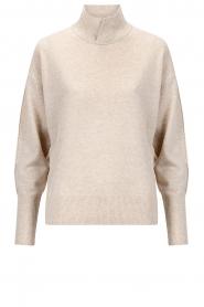 Knit-ted |  Merino sweater Mia | beige  | Picture 1