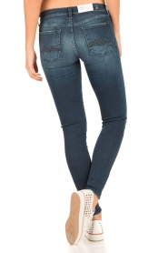 7 For All Mankind | Skinny jeans Slim Illusion lengtemaat 30 | blauw  | Afbeelding 5