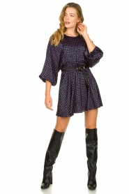 Patrizia Pepe |  Leather knee boots Sarella | black  | Picture 2
