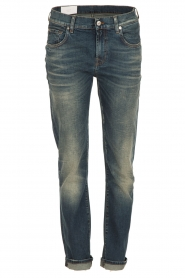7 For All Mankind | Girlfriend jeans The Relaxed Skinny | blauw  | Afbeelding 1