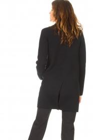 Knit-ted |  Blazer cardigan Sammie | black  | Picture 7