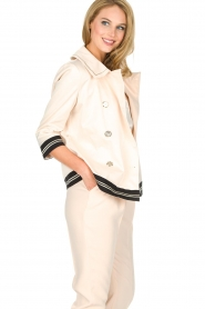 ELISABETTA FRANCHI |  Trench coat Julee | natural  | Picture 5