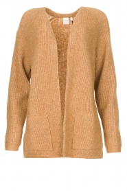 Knit-ted    Alpaca cardigan Mila   camel    Picture 1