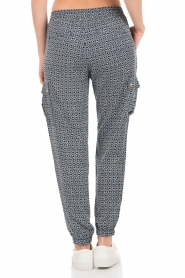 Trousers Collin | print