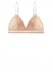 Love Stories |  Lace bralette Darling | nude  | Picture 1