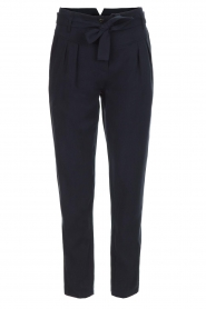 IKKS | Pantalon Sterre | donkerblauw  | Afbeelding 1
