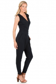 MICHAEL Michael Kors | Jumpsuit Frame | donkerblauw  | Afbeelding 3