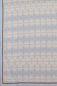 Becksöndergaard | Zijden sjaal Tantine | blauw  | Afbeelding 4