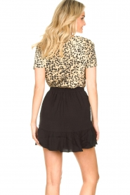 Set |  Leopard printed T-shirt Alicia | animal print  | Picture 5