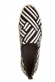 What For |  Slip on shoes Carla | Black  | Picture 5