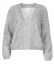 Knit-ted |  Knitted sweater Hailey | grey  | Picture 1