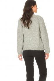 Knit-ted |  Knitted sweater Hailey | grey  | Picture 7