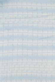 Becksöndergaard | Sjaal Constanti | blauw  | Afbeelding 4