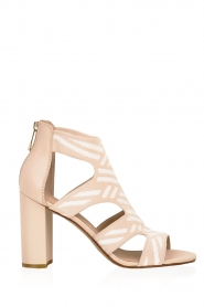 What For | Sandalen Betsy | Nude  | Afbeelding 1