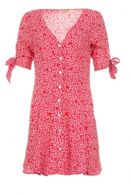 BEACHGOLD |  Dress Marie | red  | Picture 1