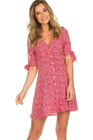 BEACHGOLD |  Dress Marie | red  | Picture 4