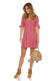 BEACHGOLD |  Dress Marie | red  | Picture 3