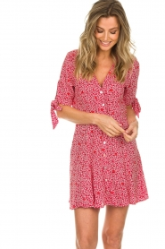 BEACHGOLD |  Dress Marie | red  | Picture 2