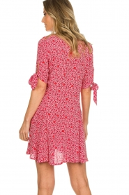 BEACHGOLD |  Dress Marie | red  | Picture 6