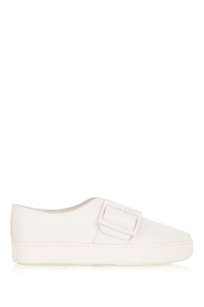 What For | Slip on sneakers Rafa | Wit  | Afbeelding 1