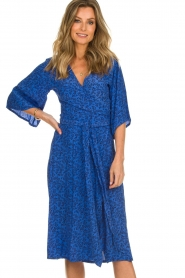 BEACHGOLD |  Dress Eliza | blue  | Picture 2